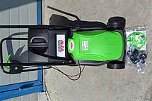 Газонокосарка електрична LM1010 AL-FA, фото 2