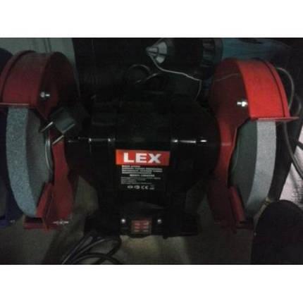 Точильний верстат LEX 150, фото 2
