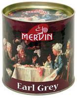 Чай Мервин Mervin Earl Grey Black Tea 200 гр