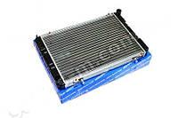 Радиатор водяного охлаждения Газель новый образец (3 рядный медь) (производство Авто Престиж)