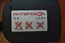 Акумуляторна дриль-шуруповерт Интерскол ДА-12ЕР-02, фото 2