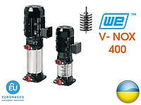 WE V-NOX - Многоступенчатые вертикальные насосы