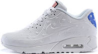 Мужские кроссовки Nike Air Max 90 VT Leather White
