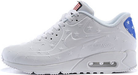 Мужские кроссовки Nike Air Max 90 VT Leather White купить в интернет ... 4d784d1d97f