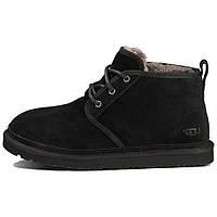 Мужские Ugg Australia Boots Neumel Chestnut Black