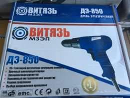 Мережевий шуруповерт Витязь ДЕ-850, фото 2