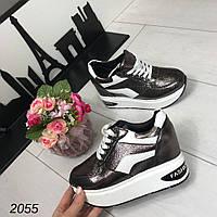 Кроссовки на платформе 2055 (SH)