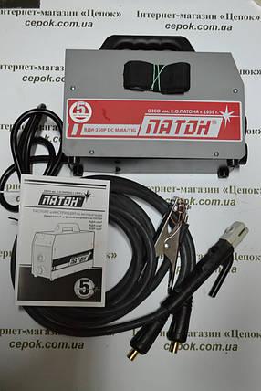 Зварювальний інвертор Патон ВДИ-250Р DC MMA / TIG, фото 2