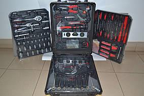 Набір інструментів LEX 187 cc (од), чемодан на колесах