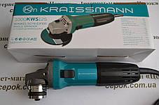 Болгарка KRAISSMANN 1000 - KWS - 125, фото 3