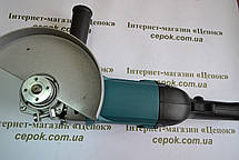 Кутова шліфмашинка Rober-Profi WS180L, фото 2