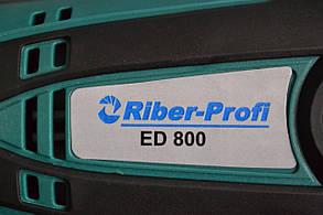 Мережевий шуруповерт Riber-Profi ED-800, фото 3