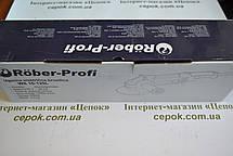 Кутова шліфмашина Rоber-Profi WS10-125L, фото 3