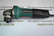 Болгарка Defender G21-125, фото 2