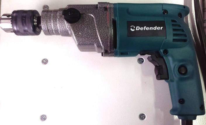 Дриль ударний Defender MD13, 650Вт, Рівне, фото 2