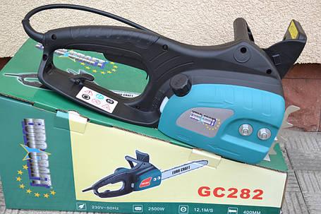 Ланцюгова електропила EURO CRAFT GC 282, фото 2