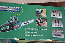 Ланцюгова електропила EURO CRAFT GC 282, фото 3