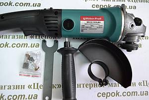 Болгарка Rоber-Profi WS 10-125LWS, фото 2