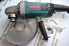 Кутова шліфмашина Rober-Profi WS 230мм (2,6 кВт), фото 3