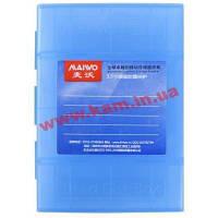 """Контейнер Maiwo защитный для 1*HDD 3,5"""" или 4*HDD 2,5"""" пластиковый голубой (KB03 blue)"""