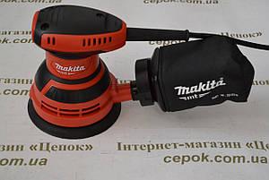 Ексцентрикова шліфмашина Makita M9204, фото 2
