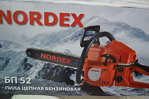 Бензопила NORDEX БП-52, фото 2