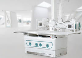 Рентгендиагностический комплекс на 2 рабочих места Calypso F (MTOes) с CR системой цифрового преобразования ре