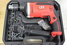 Ударний дриль LEX ID227, фото 3