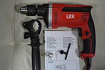 Ударний дриль LEX ID227, фото 2