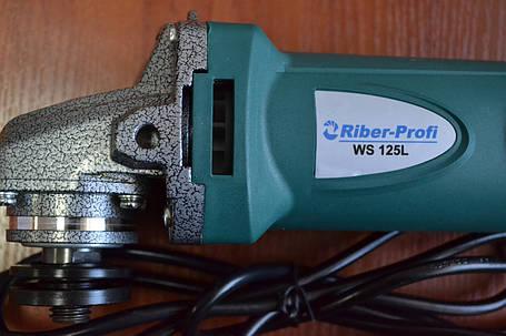 Болгарка Riber-Profi WS 10-125L, фото 2