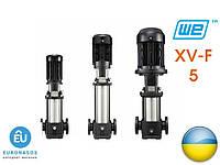 WE XV-F - Многоступенчатые вертикальные насосы