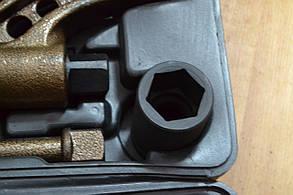 Набір для монтажу коліс вантажних автомобілів, ТІТАН  ХТ002, 7800зусиль, фото 2