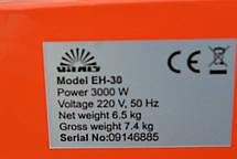 Тепловентилятор промисловий VITALS EH-30, 3кВт, фото 2