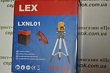 Лазерний планувальник (нівелір) LEX LXNL01, фото 3