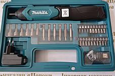 Викрутка акумуляторна Makita DF001DW, 3.6v, 1.5 Ah, фото 3