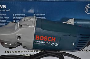 Болгарка BOSCH GWS 22-230 JH, 2.2 кВт, фото 2