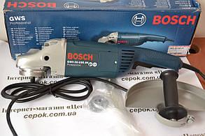 Болгарка BOSCH GWS 22-230 JH, 2.2 кВт, фото 3