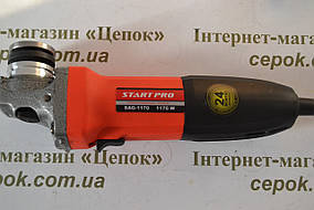 Кутова шліфмашина Start PRO SAG-125/1170