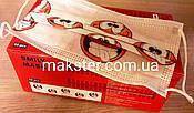 Хирургические маски Akzenta Smily Mask, фото 3