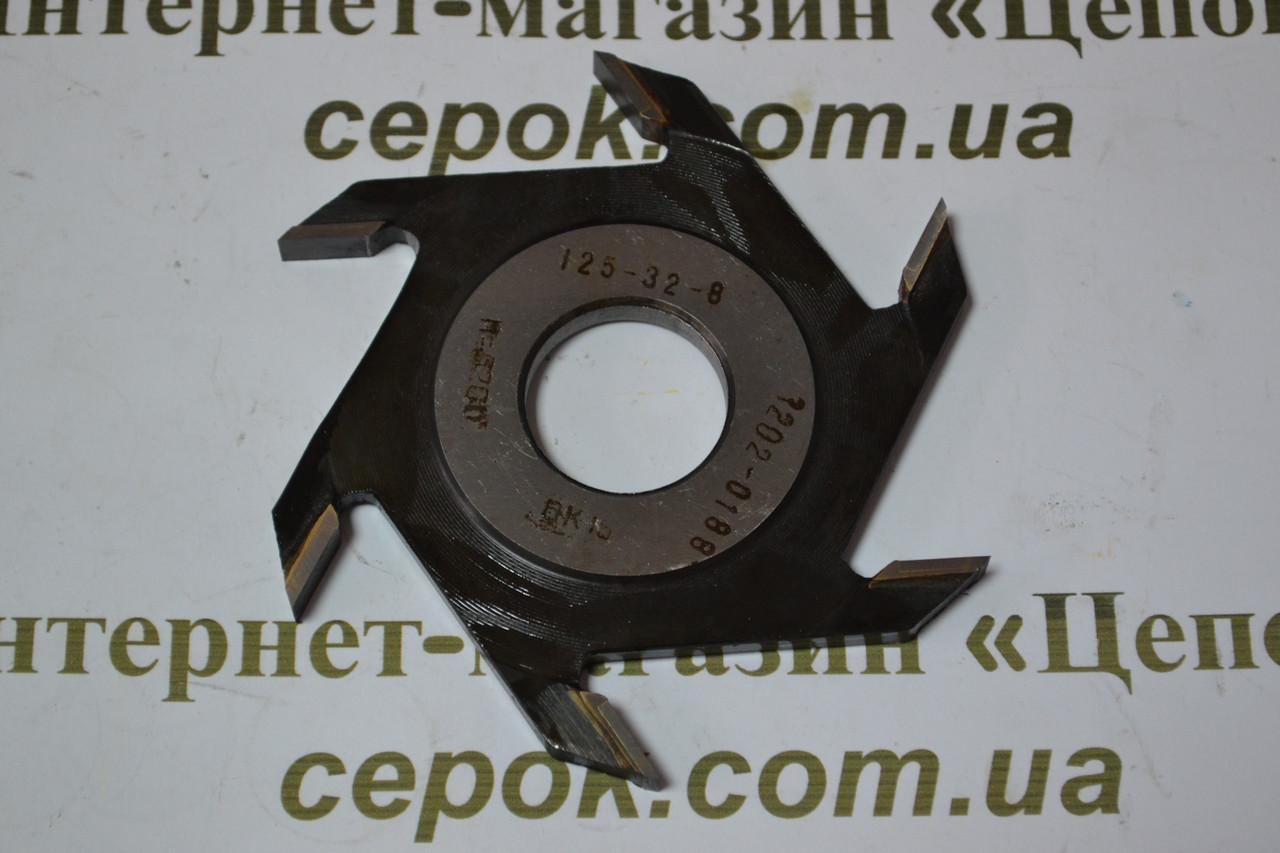 Фреза дискова пазова Белмаш 125*32*8