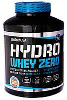 Сывороточный протеин BioTech - Hydro Whey Zero (1816 грамм) tropical fruits/тропические фрукты