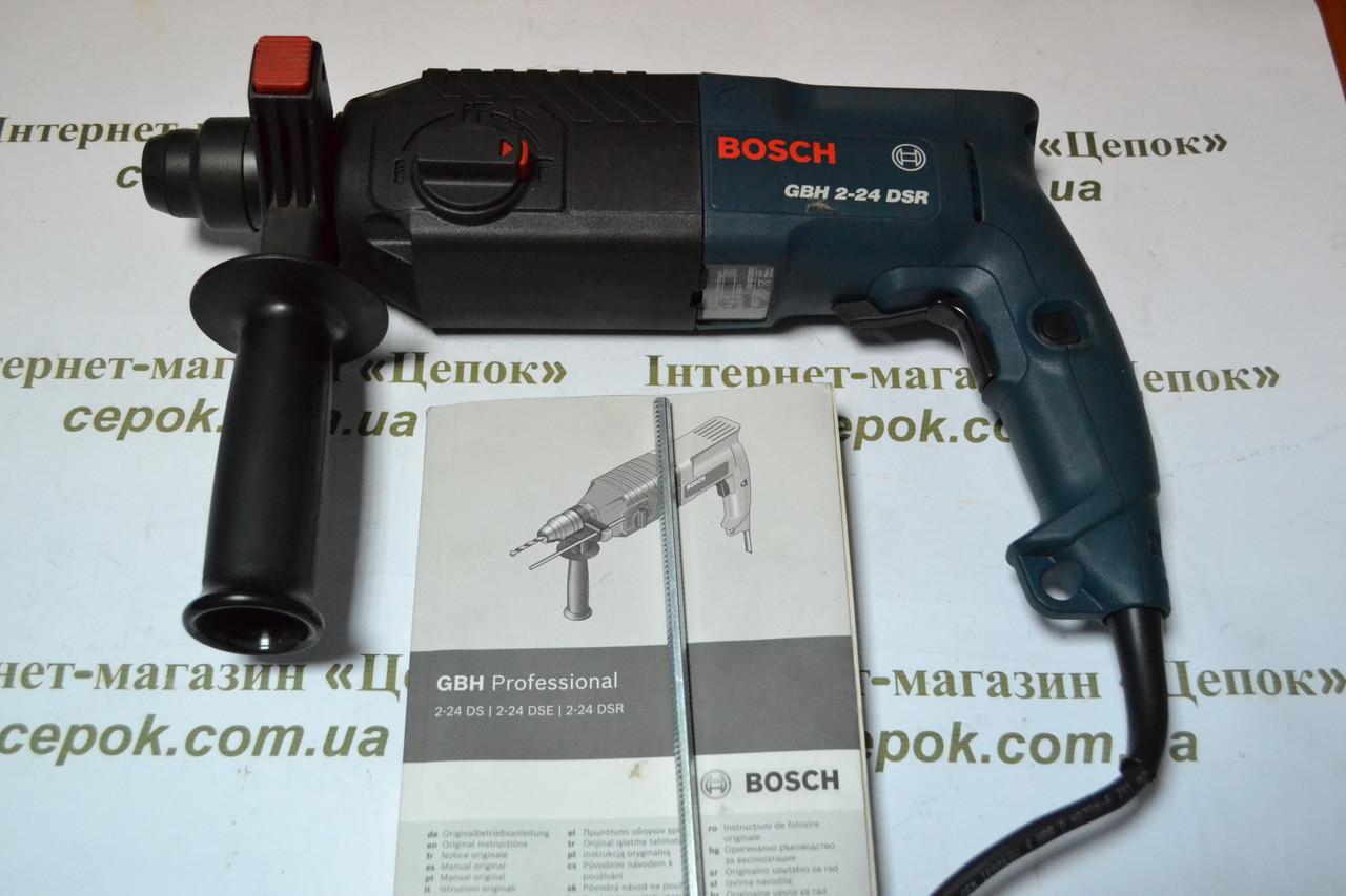 Перфоратор BOSCH GBH 2-24 DSR