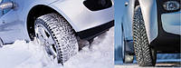 Широкие или узкие зимние шины?