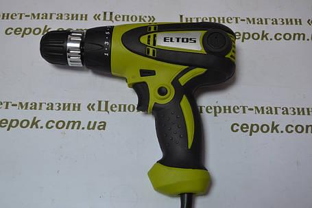 Мережевий шуруповерт Eltos ДЄ-810, фото 2