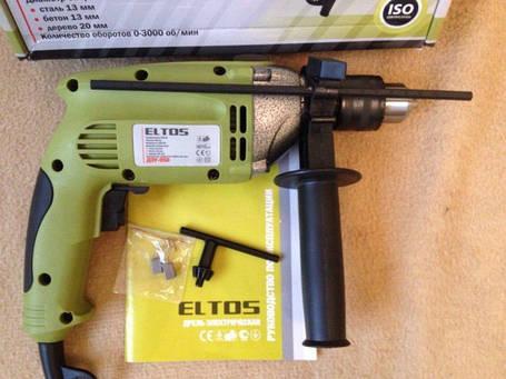 Дриль ударний Eltos ДЕУ-950, фото 2