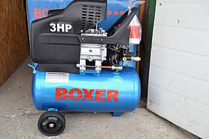Компресор BOXER 50л, 8 бар, 2.8 кВт, фото 2