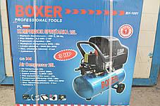 Компресор BOXER  25L, 2.2кВт, 8 бар, фото 2