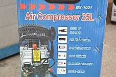 Компресор BOXER  25L, 2.2кВт, 8 бар, фото 3