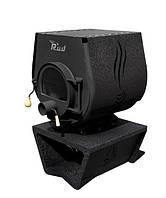 Отопительная конвекционная печь Rud Pyrotron Кантри 01 с варочной поверхностью Бесплатная доставка!