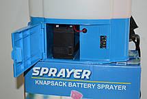 Обприскувач акумуляторний Andar Electric 16L, фото 2
